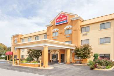 Ramada Limited Hotel Hickory Point Decatur