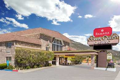 Ramada Inn & Copper Queen Casino Ely
