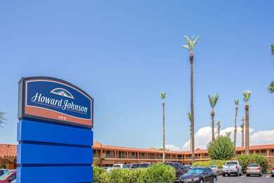 Howard Johnson Inn Airport Phoenix