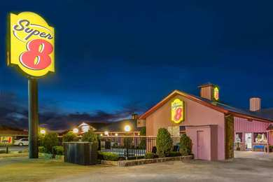 Super 8 Hotel Eastland