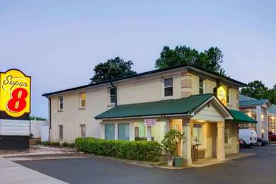 Super 8 Motel Clanton Road Charlotte