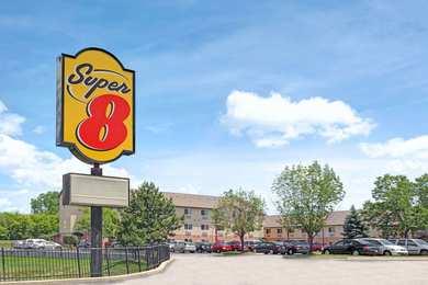 Super 8 Hotel O'Hare Airport Elk Grove Village