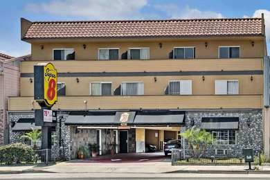 Super 8 Hotel LAX Airport Inglewood
