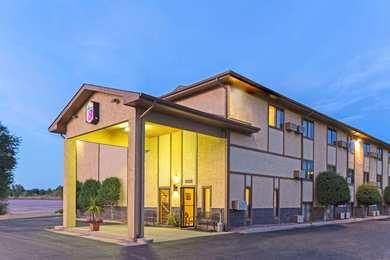 Super 8 Hotel Peterson AFB Colorado Springs