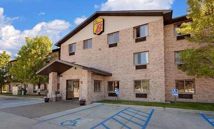 Super 8 Hotel Mt Pleasant