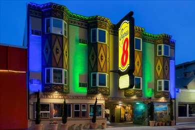 Super 8 Hotel Fisherman's Wharf San Francisco