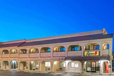 Super 8 Hotel Nellis AFB Las Vegas