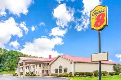 Super 8 Hotel Mt Vernon