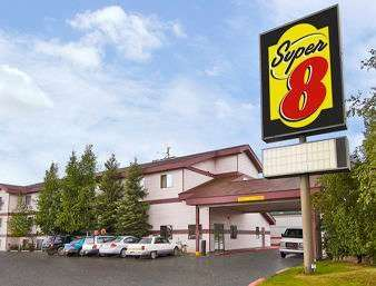 Super 8 Hotel Fairbanks