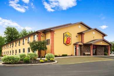 Super 8 Hotel Oneida