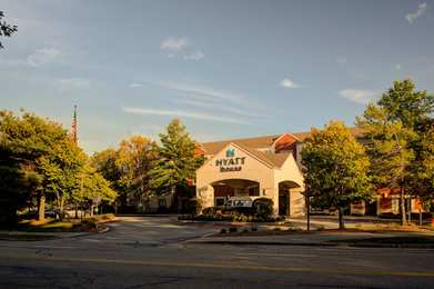 Hyatt House Hotel Burlington
