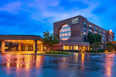 Four Points By Sheraton Hotel Brown Deer