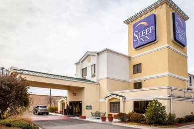 Sleep Inn Hanes Mall Winston-Salem