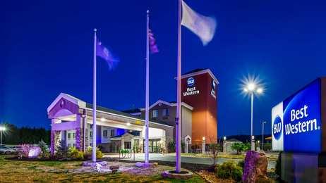 Best Western Travelers Rest Motor Inn