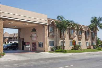 Super 8 Hotel Bakersfield