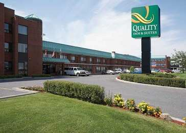 Quality Inn & Suites Montreal Airport Dorval