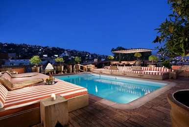 Petit Ermitage Hotel West Hollywood