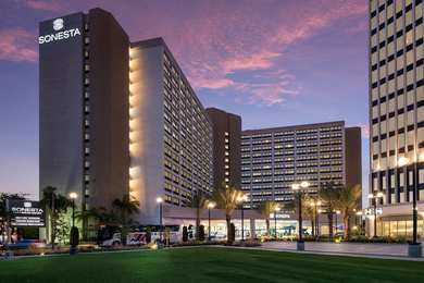 Crowne Plaza Hotel Lax Airport Los Angeles
