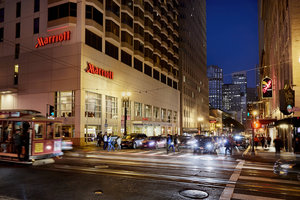 Marriott Hotel Union Square San Francisco
