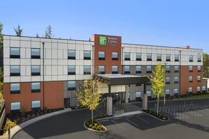 Holiday Inn Express Hotel Suites Puyallup