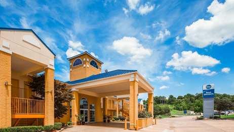 Best Western Inn Van Buren