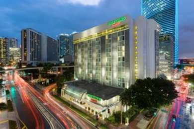 Courtyard by Marriott Hotel Downtown Miami