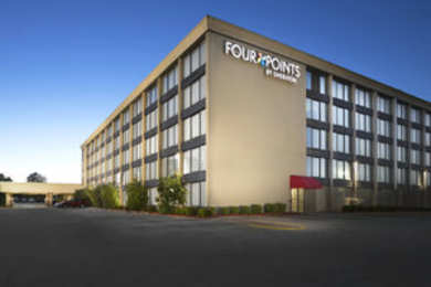 Four Points By Sheraton Airport Hotel Kansas City