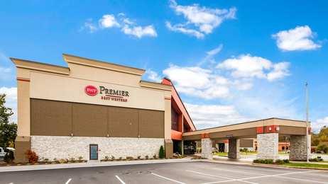 Best Western Premier Alton St Louis Area Hotel