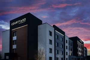 Courtyard By Marriott Hotel Buffalo Airport