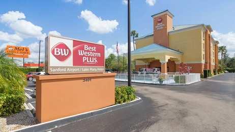 Best Western Plus Sanford Airport Lake Mary Hotel