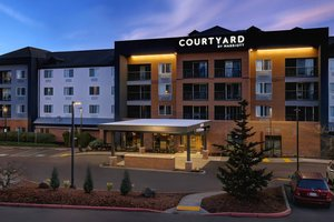Courtyard By Marriott Hotel Clacs
