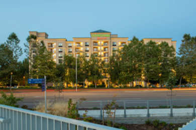 Exterior View Courtyard By Marriott Hotel Seatac Airport Tukwila