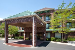 Courtyard by Marriott Hotel Airport Salt Lake City