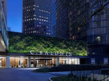 C Baldwin Hotel Houston