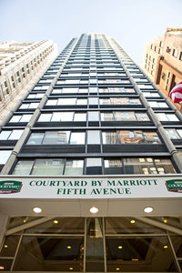 Courtyard By Marriott Hotel Manhattan Fifth Ave