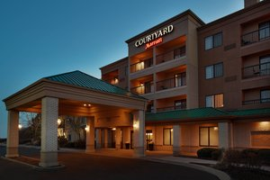Courtyard by Marriott Hotel St Charles