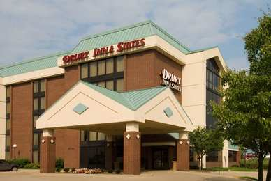 Drury Inn Suites Springfield