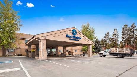Best Western Newberry Station Hotel La Pine