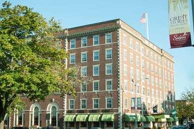 Hawthorne Hotel Salem
