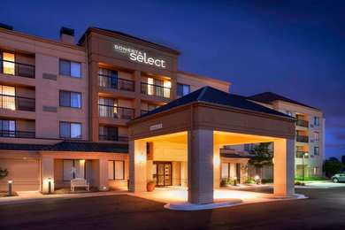 Courtyard By Marriott Hotel Novi