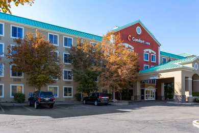 Comfort Inn West Valley City