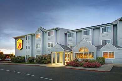 Super 8 Hotel SMF Airport Sacramento