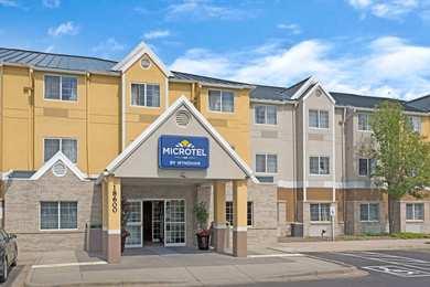 Microtel Inn by Wyndham Airport Denver