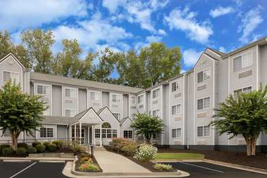 Microtel Inn & Suites by Wyndham Buckhead Area Atlanta