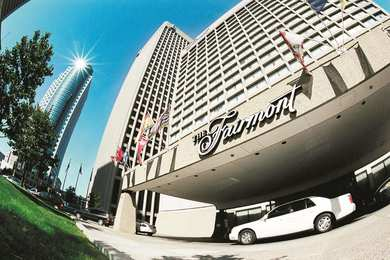 Fairmont Hotel Winnipeg