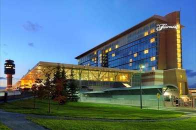 Fairmont Hotel Vancouver Airport