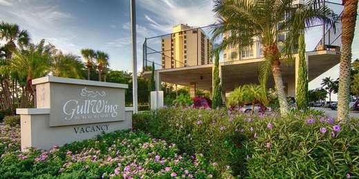 Gull Wing Beach Resort Fort Myers Beach