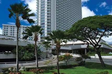Ala Moana Hotel Honolulu