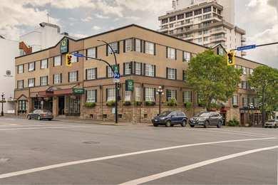 Quality Inn Downtown Victoria