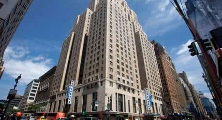 Hotels Near Madison Square Garden With Free Parking